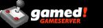 gamed!de - Gameserver Gutschein