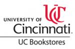 University of Cincinnati Bookstore Gutschein